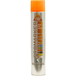 Wegenverf 750ml oranje - 37961 - van Toolstation