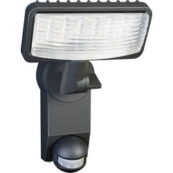 Brennenstuhl Brennenstuhl Sensor LED lamp Premium City LH2705 PIR IP44 - 38218 - van Toolstation