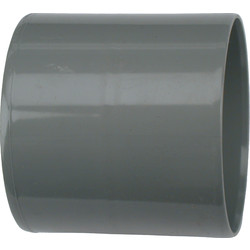 Wavin PVC mof 50mm 2x lijmmof - 38406 - van Toolstation