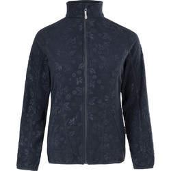 Cerva Cerva dames fleecevest Yowie XL marineblauw - 39357 - van Toolstation