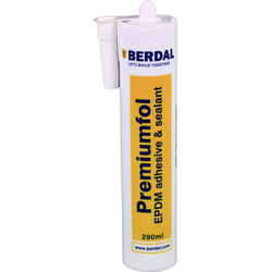 Pandser Pandser EPDM sealer 290ml - 39599 - van Toolstation