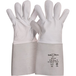 Leather TIG welding gloves 10/XL