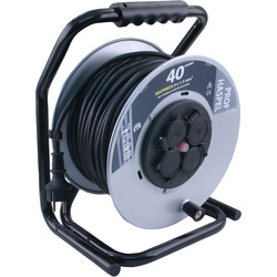 Cable Reel 40m 3x1.5mm2