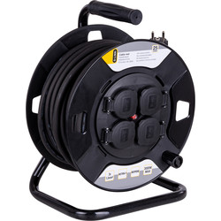 Cable Reel 25m 3x1.5 Neoprene