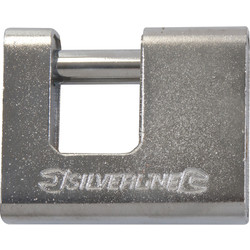 Armed slide lock 80 mm