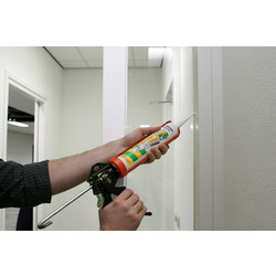 Zwaluw windowseal plus beglazingskit