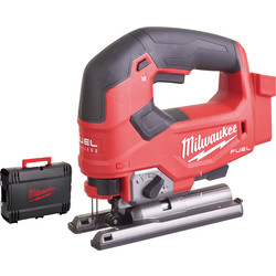 Milwaukee Milwaukee M18 FJS-0X decoupeerzaag machine  (body) 18V  Li-ion - 41938 - van Toolstation