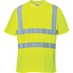 Portwest Hi-Vis T-shirt L