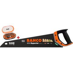 Bahco Handsaw Superior 2600-19-XT-HP 475mm