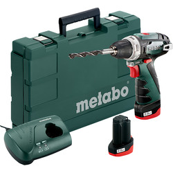 Metabo Powermaxx BS Basic accu schroefboormachine 10,8V Li-ion