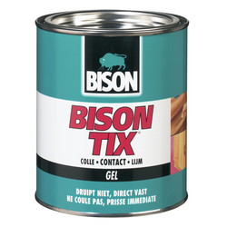 Bison Tix 750ml tin