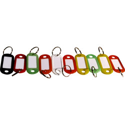 Key tags Different colors