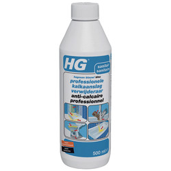 HG Professional Limescale Remover 500 ml