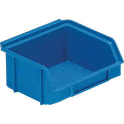 VSA Storage Bins Blue B100xD85xH50mm
