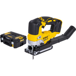 DeWALT DeWALT DCS334NT-XJ accu decoupeerzaag machine (body) 18V Li-ion - 46965 - van Toolstation