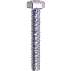 Forgefast High Tensile Set Screw M6x30 - 47162 - from Toolstation