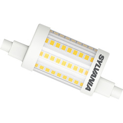 Sylvania Sylvania ToLEDo LED lamp staaf R7s 78mm 8W 1055lm 2700K - 48171 - van Toolstation