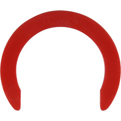 John Guest Securing/Marking Clip 12mm Red
