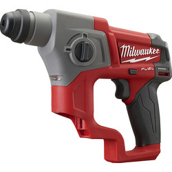 Milwaukee Milwaukee M12 CH-0 accu boorhamer machine (body) 12V  Li-ion - 49431 - van Toolstation