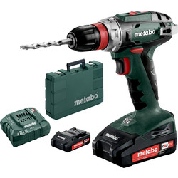 Metabo Metabo BS 18 Quick accu schroefboormachine 18V Li-ion - 49524 - van Toolstation