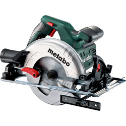Metabo Metabo KS 55 FS Set cirkelzaagmachine 160mm - 50175 - van Toolstation