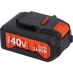 DualPower Li-ion accu 40V - 2,0Ah - 50670 - van Toolstation