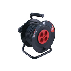 Cable Reel PVC 40m 3x1, 5mm ?