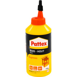Pattex PRO Pattex PRO Express houtlijm flacon 750g - 52492 - van Toolstation