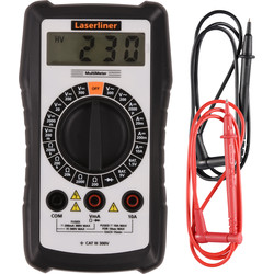 Laserliner Laserliner digitale multimeter  - 55411 - van Toolstation