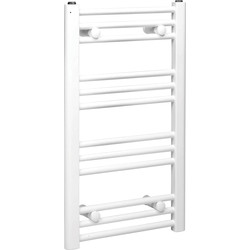 Flat radiator 400mm x 700mm White 263W