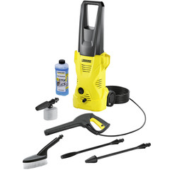 Karcher K2 Car Pressure Washer 110 bar
