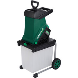Powerplus 2.500W hakselaar  - 59202 - van Toolstation