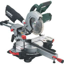 Metabo KGS 216 M Crosscut And Mitre Saw With Sliding Function
