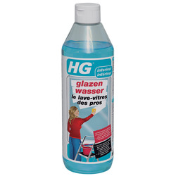 HG HG glazenwasser 500ml - 60586 - van Toolstation