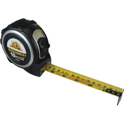 Roughneck Pro tape measure 10m