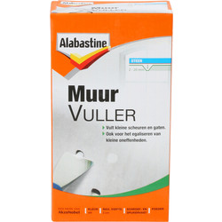 Alabastine Wall Filler 500g