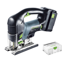 Festool PSBC 420 EB-Plus Li 18 decoupeerzaag machine