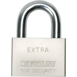 Padlock Steel 40mm Open bracket
