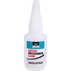 Bison secondelijm industrie 20g