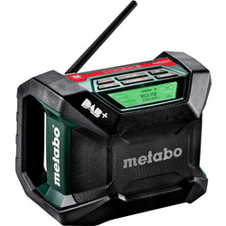 Metabo Metabo R 12-18 DAB+ BT bouwradio 230V/12/18V Li-ion - 65920 - van Toolstation
