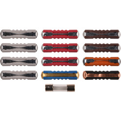 Carpoint Steenzekeringen assortiment 13-delig - 66731 - van Toolstation