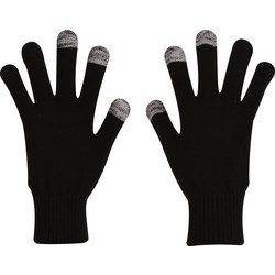 Portwest Touchscreen Gloves Black L/XL