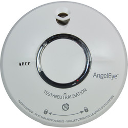 Angeleye AngelEye rookmelder Thermoptek, lithium batterij - 67522 - van Toolstation
