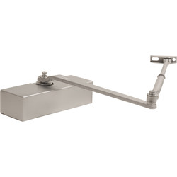 Door closer size 3 with cover