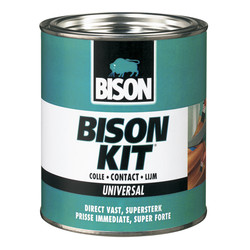 Bison Adhesive 750ml tin