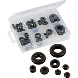 Set doorvoertules 35-delig - 68673 - van Toolstation