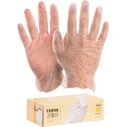Disposable Gloves Vinyl