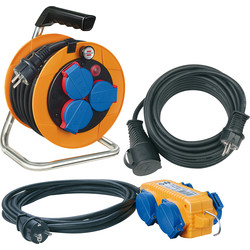 Brennenstuhl Brennenstuhl Power Pack IP44 H07RN-F 3G1,5 - 69951 - van Toolstation