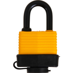 Weatherproof Padlock 49mm