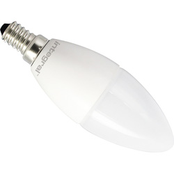Integral LED lamp kaars mat E14 5,6W 470lm 2700K